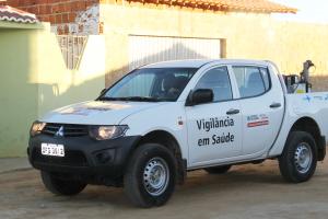 Prefeito André Gomes garante o carro fumacê no combate ao mosquito da dengue