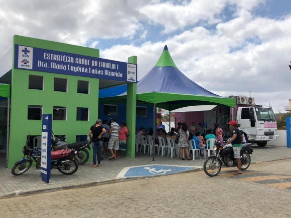Prefeitura realizou Dia D da campanha Outubro Rosa com diversas ações