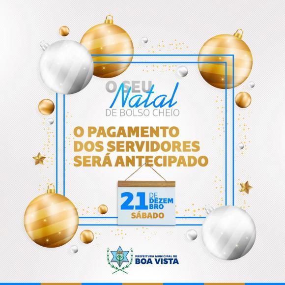 Prefeitura de Boa Vista antecipa salários e paga gratificação aos profissionais da Saúde