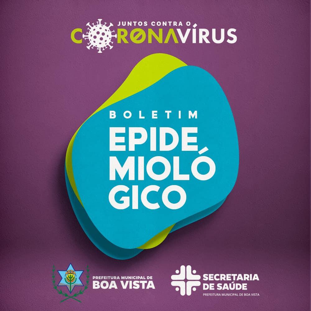 Boletim Epidemiológico (Covid-19) - Boa Vista/PB