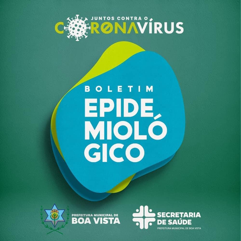 Boletim Epidemiológico (Covid-19) - Boa Vista/PB - 05/04/2021