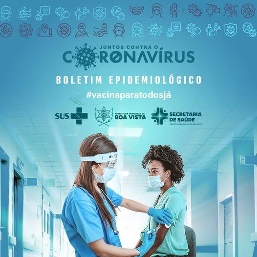 Boletim Epidemiológico (Covid-19) - Boa Vista/PB - 13/07/2021