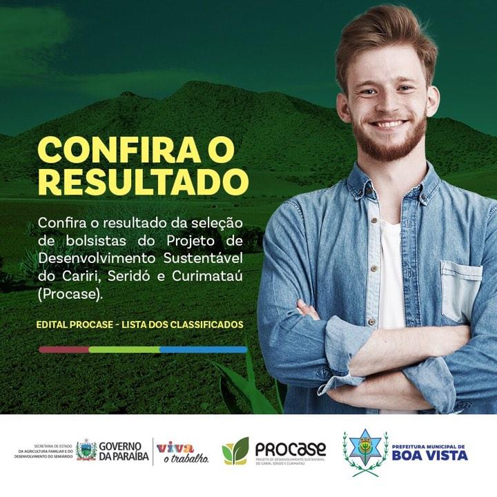 Jovens de Boa Vista são selecionados em projeto de desenvolvimento rural do Procase