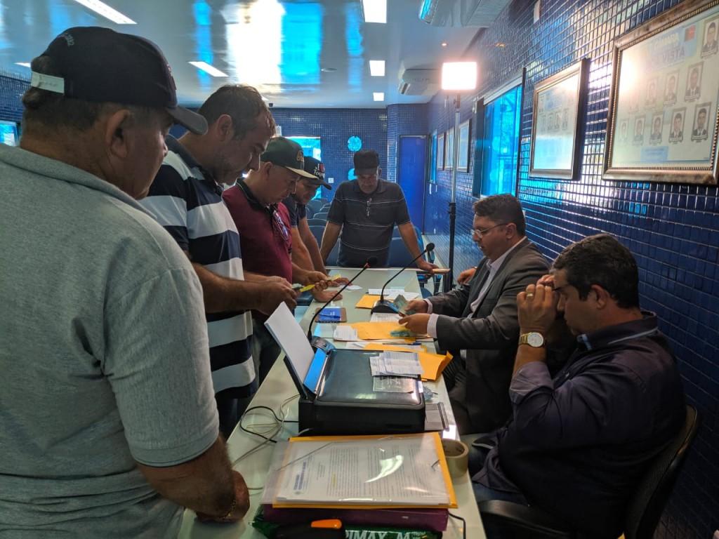 Prefeitura de Boa Vista realizou leilão de veículos e equipamentos diversos