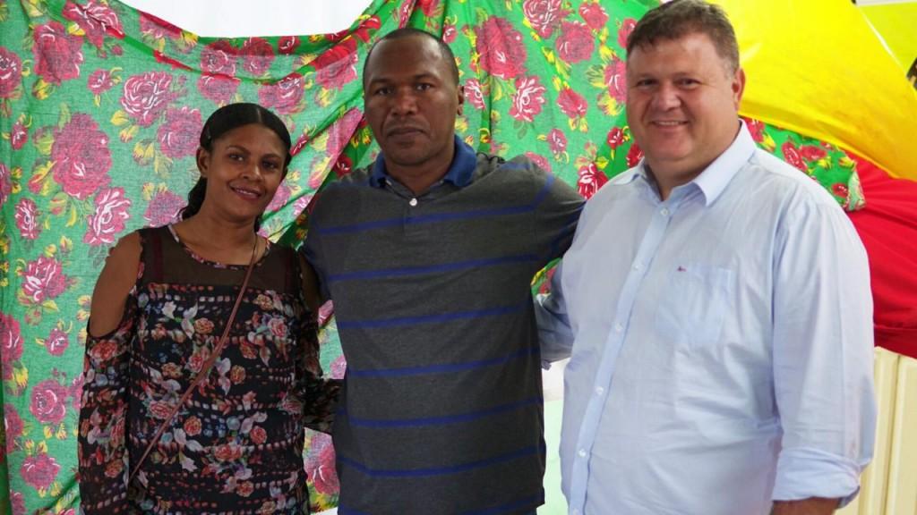 Prefeito participa de evento para Igualdade Racial realizado em Boa Vista