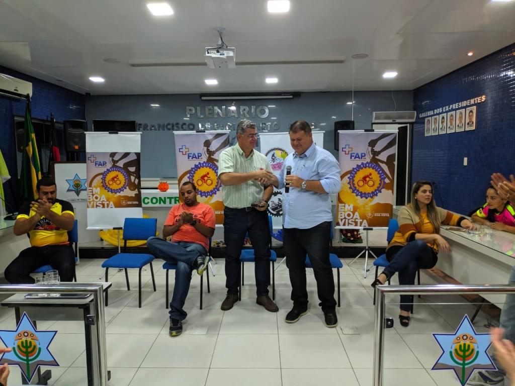Boa Vista realizará Pedal Beneficente para ajudar a FAP