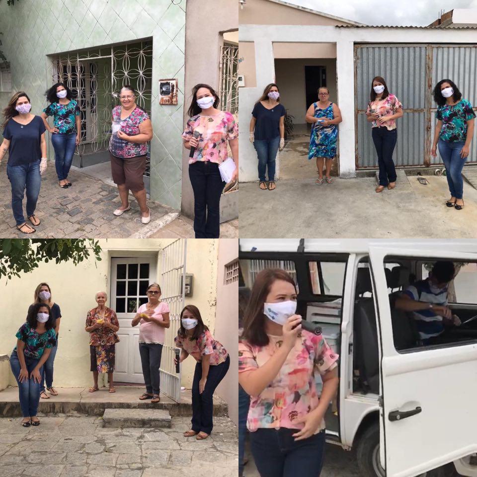'Carinho em Casa': Projeto do CRAS de Boa Vista busca manter os vínculos afetivos durante a pandemia