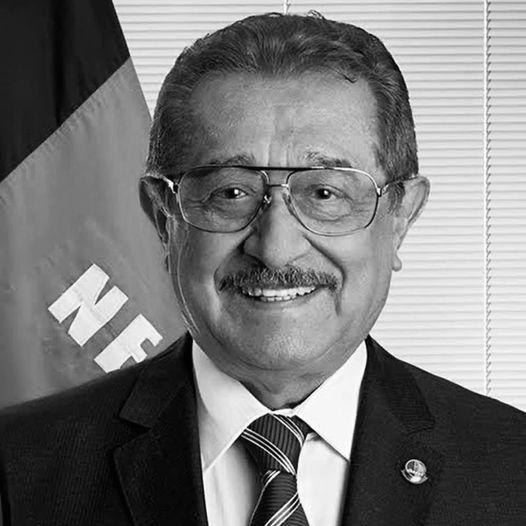 Prefeito emite nota de pesar pelo falecimento de José Maranhão