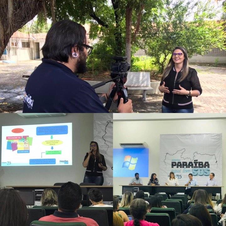 Projeto municipal na área de saúde mental ganha destaque e é apresentado durante importante evento