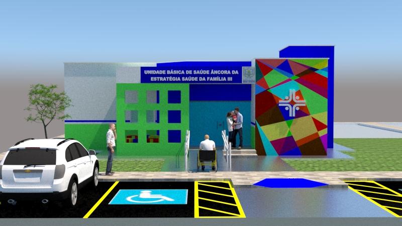 Prefeito autoriza construção de Unidade Básica de Saúde em comunidade rural de Boa Vista