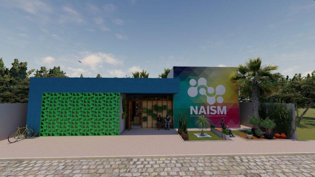 NAISM recebe equipamentos e o anúncio de nova sede